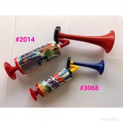 #2014 AIR HORN with PUMP x 2sets